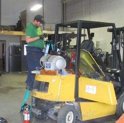 lift truck service
